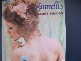 Lot De Cinq Disques 33 Tours 30 Cm-Caravelli:2 Disques-16 Musiques De Films De R.LefèvreOrchestral- World Hits-14 Succes - Autres - Musique Française