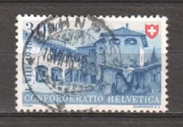 Switzerland 1948 Mi 511 Canceled CONFOEDERATIO HELVETICA (2) - Gebraucht