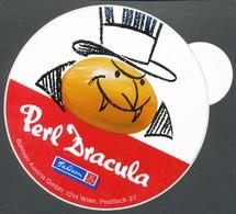 Vignette  Aufkleber  Perl Dracula Bahlsen - Vignetten (Erinnophilie)