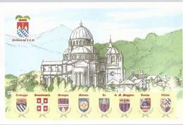 Valle Vigezzo - Domodossola - X° Raduno Nazionale Associazione Vigili Del Fuoco Del Corpo Nazionale - Pompieri - H5401 - Verbania