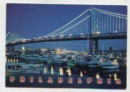 USA - AK 357064 Pennsylvania - Philadelphia - Benjamin Franklin Bridge - Philadelphia