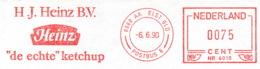 Freistempel 2195 Heinz Ketchup - Marcophilie - EMA (Empreintes Machines)