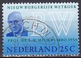 Netherlands/1970 - NVPH 963 - 25 Ct - USED/'ESCH (N.B)' - Period 1949-1980 (Juliana)