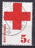 Netherlands/1972 - NVPH 1015 - 5 Ct - USED/'BERGEN (N.H.)' - Period 1949-1980 (Juliana)