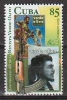 Cuba 2019 / Che Guevara Verde Olivo Magazine MNH / Cu13617  C4-4 - Cuba