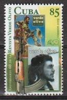 Cuba 2019 / Che Guevara Verde Olivo Magazine MNH / Cu13533  C4-4 - Celebridades