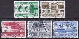 Netherlands/1968 - NVPH 901-905 - USED/'GRAVENHAGE' - Period 1949-1980 (Juliana)