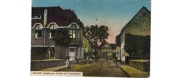 Brumath / Strasburger Strasse Mit Freiheitsplatz - Brumath