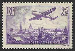 FRANCE  1936  -  PA 10 - NEUF* - Cote  24e - 1927-1959 Nuevos