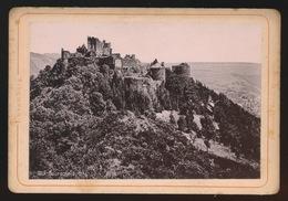 PHOTO SUR CARON  11.5 X 8 CM  -  BOURSCHEID - Cartes Postales