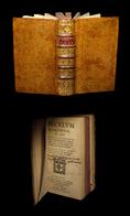 BULAEO / Du BOULAY Ou BOULLAY - Speculum Eloquentiae. 1658. - Jusque 1700