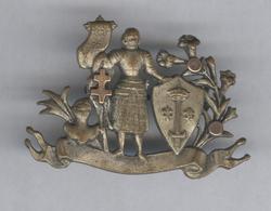 Broche Ancienne Jeanne D'Arc - Très Bon état - Broches