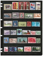 BRITISH COMMONWEALTH---Collection Of USED DL-718 - Collections (without Album)