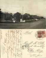 Indonesia, JAVA BANDUNG, Unknown Street Scene (1927) RPPC Postcard - Indonesië