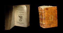 [PHILOSOPHIE Imp. LYON] CICERONIS / CICERON - Academicarum Quaestionum. 1611. - Before 18th Century