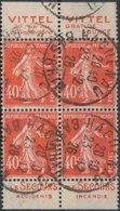 FRANCE - 1926, Mi 189, Yt 194 Publicitaires, Oblitéres - Advertising