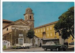Ceggia (Venezia). Via Marconi - Auto, Car, Voitures. - Venezia (Venedig)
