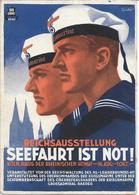 1936/45 - MARINE Deutsche Propagande - Weltkrieg 1939-45