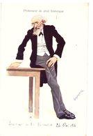 Professeur De Droit Historique (illustrateur Inconnu) - Illustrateurs & Photographes
