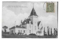 Chalais (Charente) Aux Environs, Château De Bellevue - Sonstige Gemeinden
