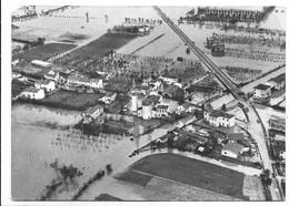 Veduta Dall'alto Di Lasson Di Meolo (Venezia). Alluvione 4 Novembre 1966. - Venezia