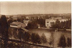 TORINO - ESPOSIZIONE 1928 - IDROSCALO - LINEA TORINO TRIESTE -  VIAGGIATA - Mostre, Esposizioni
