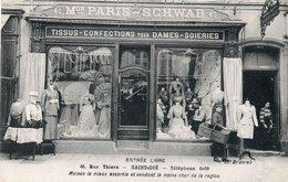 SAINT DIÉ-COMMERCE-PARIS SCHWAB-CONFECTION-MODE - Saint Die