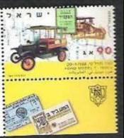 Israele  1994  Ford Model T  - MNH - Automobili