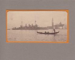 VENISE ITALIE Juste Avant Ou Juste Après 14-18   Photo Amateur Format Environ 7,5 Cm X 5,5 Cm - Boats