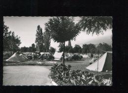 CPM Neuve 38 GRENOBLE Le Terrain De Camping De Bachelard ( Avenue Beaumarchais ) - Grenoble