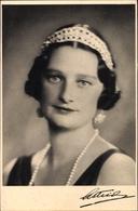 Cp Astrid Von Schweden, Reine Von Belgien, Portrait - Königshäuser
