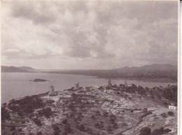 IBIZA IVIZA  1930 Photo Amateur Format Environ 7,5 Cm X 5,5 Cm - Lugares