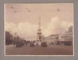 PORTUGAL LISBONNE  1932 Photo Amateur Format Environ 7,5 Cm X 5,5 Cm - Lugares
