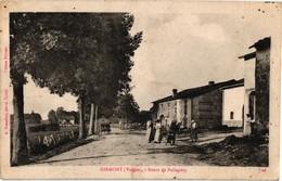 88 .. GIRMONT .. ROUTE DE PALLEGNEY .. 1919 - France