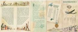 1311 01 PANAIR TO BRASIL - ITAL ATLANTIC EXPRESS ROMA - LOCKHEED CONSTELLATION - Werbung