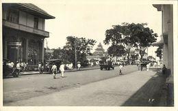 Indonesia, JAVA BANDUNG, Publisher Vorkink, Preangerbode (1910s) RPPC Postcard - Indonesië