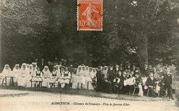 62 - PAS DE CALAIS - ALINCTHUN - Château De Fresnoye - Fête De Jeanne D'Arc - 1910 - Très Bon état - France