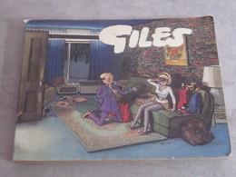 Giles .. Sunday Express And Daily Express Cartoons - Otros