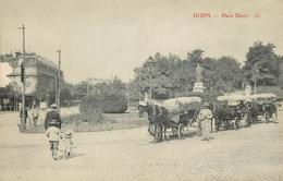 Dijon - Place Darcy - Dijon