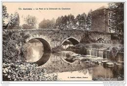 35 ANTRAIN -  Le Pont Et Le Déversoir Du Couesnon - France