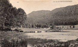 191 - LE LAC DE RETOURNEMER  Peu Commun - France
