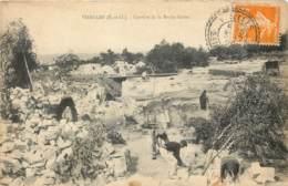 91 - VIDELLES - Carrière De La Roche Ecrite En 1922 - Autres Communes