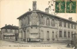 92 - BECON LES BRUYERES - Groupe Scolaire Rue Du Cayla - Autres Communes
