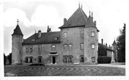 Douvaine (Haute-Savoie)  Château De Troches      (CPSM, Bords Dentelés, Format 9 X 14) - Douvaine