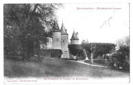Frebécourt  (Vosges) Le Château - France