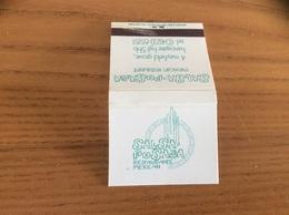 Pochette D'allumettes ANGLETERRE «SALSA POSADA RESTAURANT - Harrogate» - Matchboxes