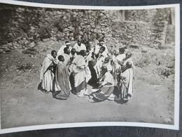 IT  - ETHIOPIE - ETIOPIA - Gondar La Danza Delle Schiave Nel Giorno Della Festa Del Mascal - Ethiopia