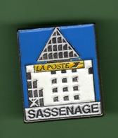 LA POSTE *** SASSENAGE *** 057 (39) - Postes