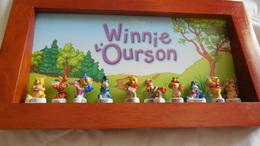 Présentoir En Bois Type Coffret Fèves Winnie L'Ourson, Disney - Disney