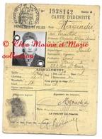 CARTE D IDENTITE 1943 - MAGENDIE AURORE NEE VAUCHOT 1911 MONTBELIARD DOUBS - Documents Historiques